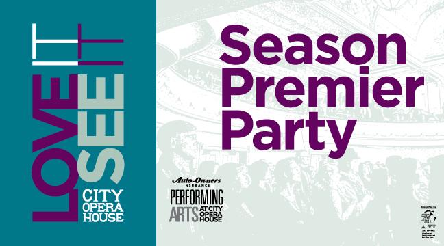 2018-2019 Season Premier Party
