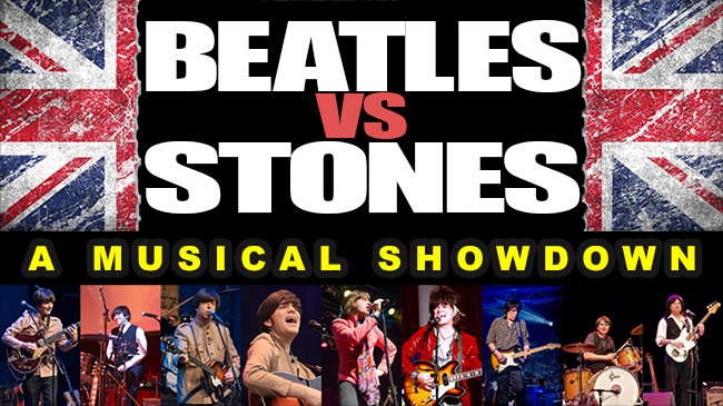 Beatles vs. StonesA Musical Showdown