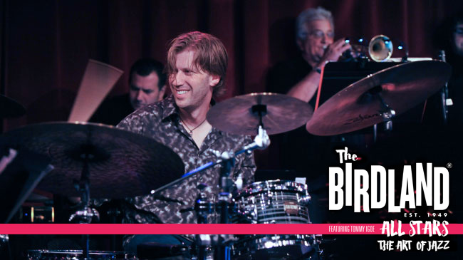 The Birdland All-Stars featuring Tommy Igoe: The Art of Jazz