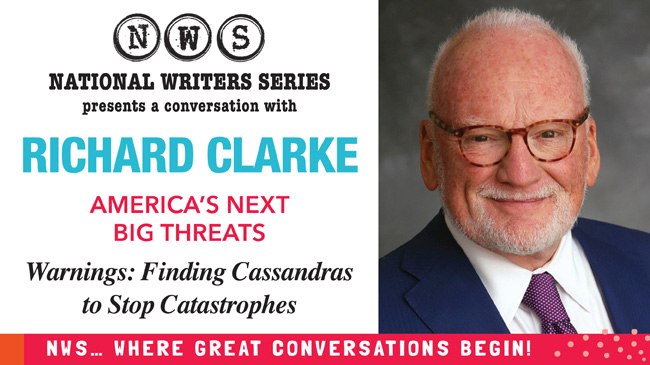 An Evening with Richard Clarke