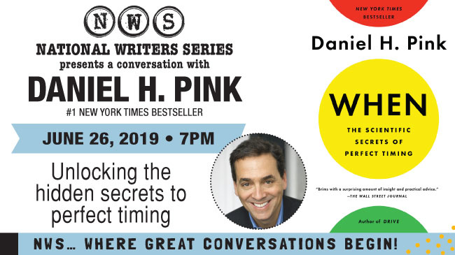 An Evening with Daniel Pink