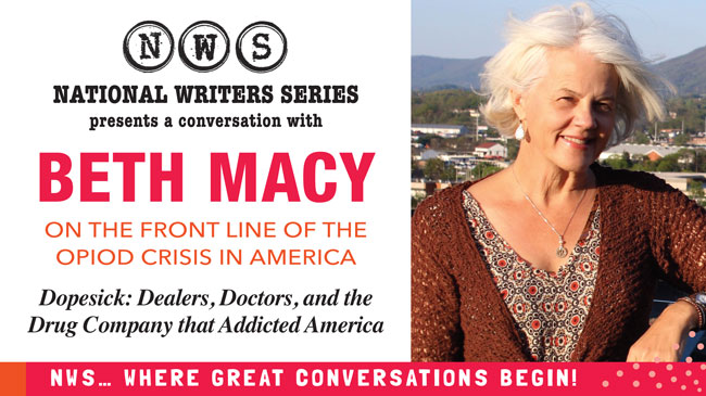 A Conversation with Beth Macy