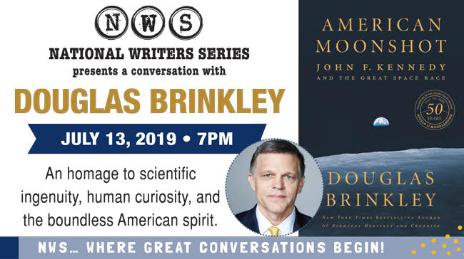 An Evening with Doug Brinkley