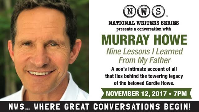 An Evening with Murray Howe
