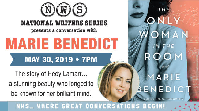 An Evening with Marie Benedict