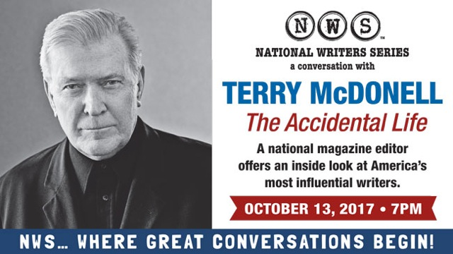 An Evening with Terry McDonell