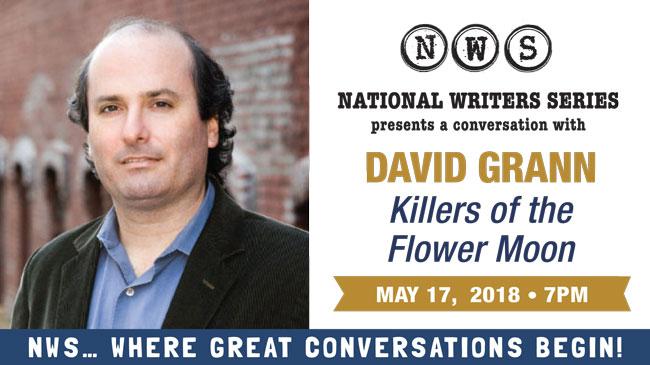 An Evening with David Grann