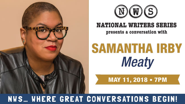 An Evening with Samantha Irby