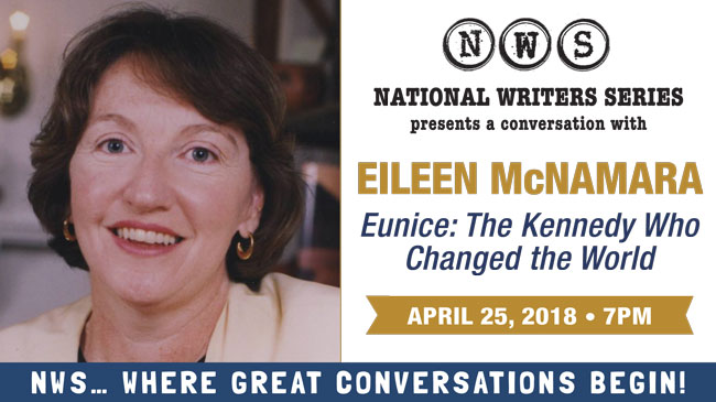 An Evening with Eileen McNamara