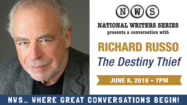 An Evening with Richard Russo