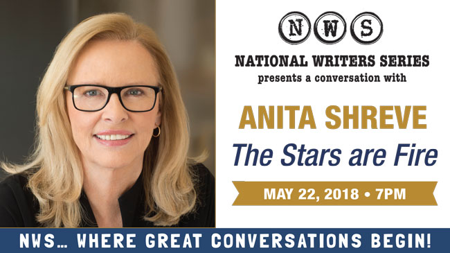 An Evening with Anita Shreve