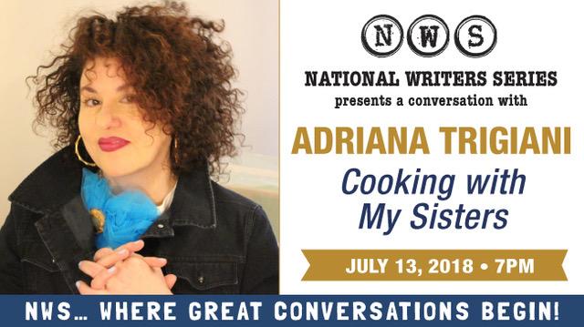 An Evening with Adriana Trigiani
