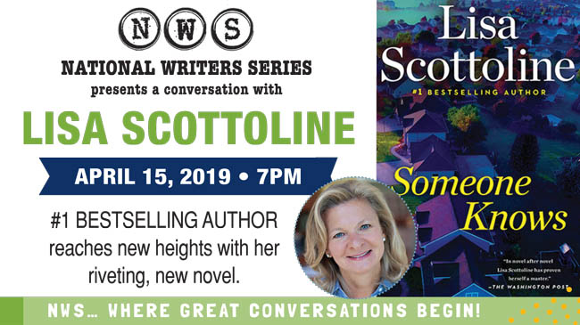 An Evening with Lisa Scottoline