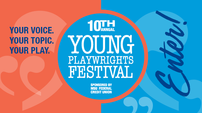 Link to the Young Playwrights Festival