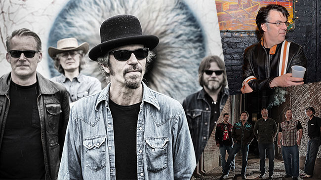 Bottle Rockets, Eric Ambel and The Surreal McCoys