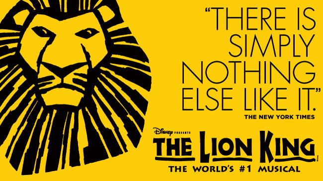 Disneys THE LION KING