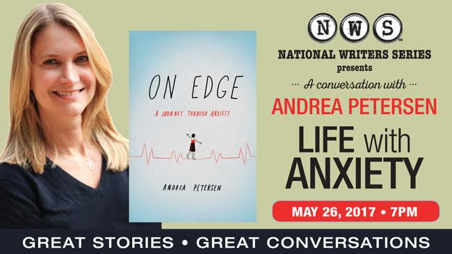 An Evening with Andrea Petersen