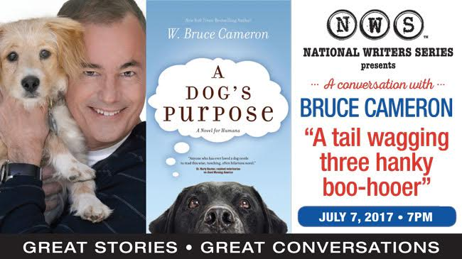 An evening with Bruce Cameron