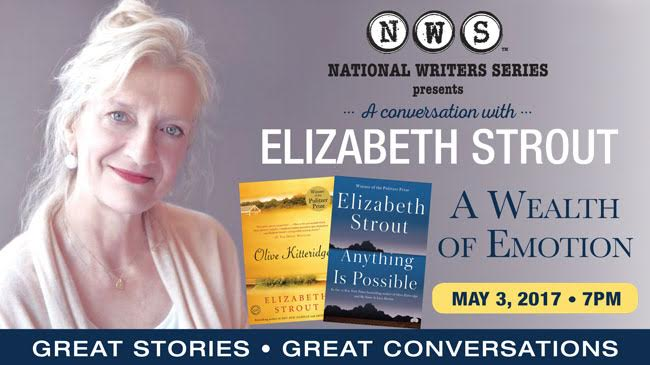 An Evening with Elizabeth Strout