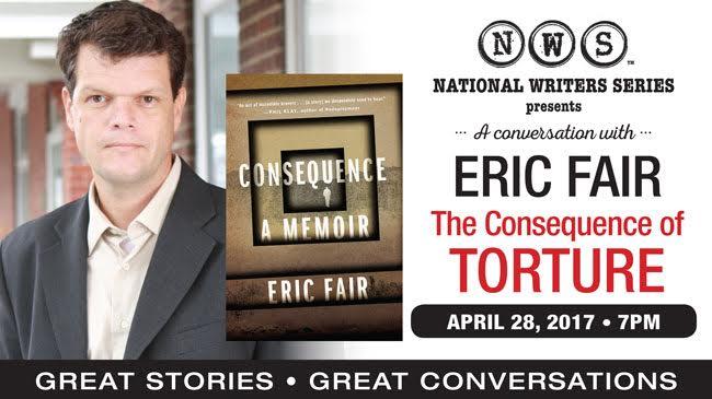 An Evening with Eric Fair