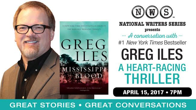 An Evening with Greg Iles