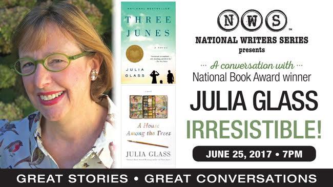An Evening with Julia Glass