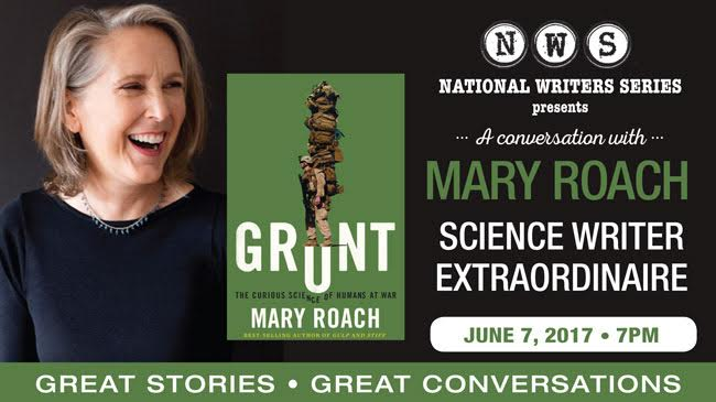 An Evening with Mary Roach