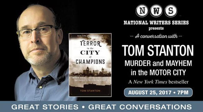 An Evening with Tom Stanton